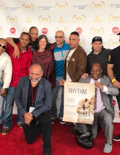 Cast and Crew of Incarcerated Rhythm_May5 2018 2
