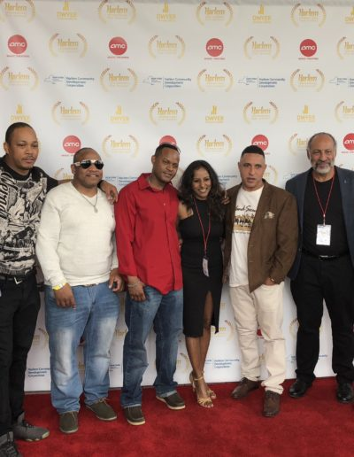 Cast and Crew of Incarcerated Rhythm_May5 2018