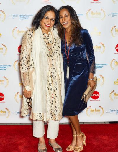 With Director Mira Nair